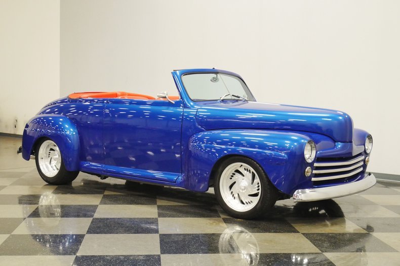 1948 Ford Roadster 16
