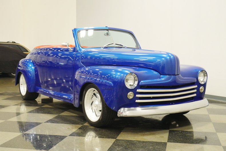 1948 Ford Roadster 17