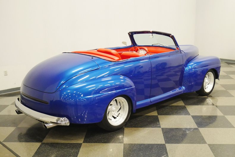 1948 Ford Roadster 29
