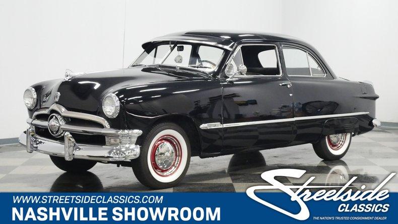 For Sale: 1950 Ford Tudor