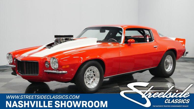 For Sale: 1975 Chevrolet Camaro