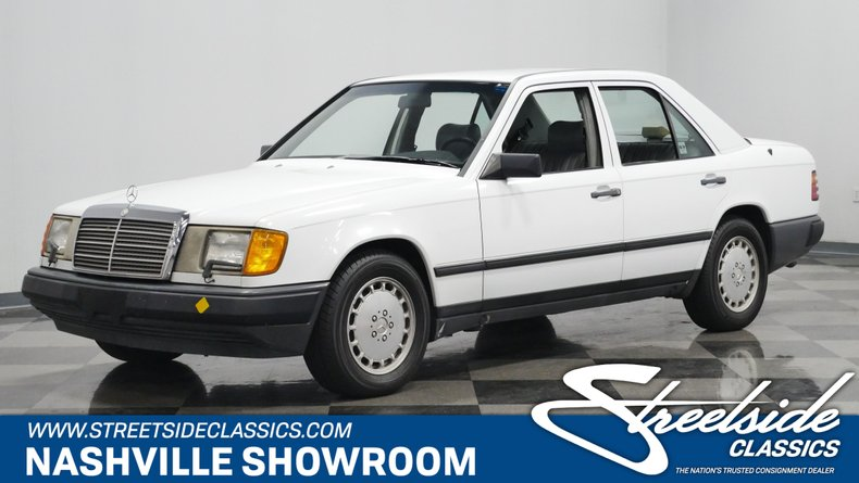 For Sale: 1987 Mercedes-Benz 300D