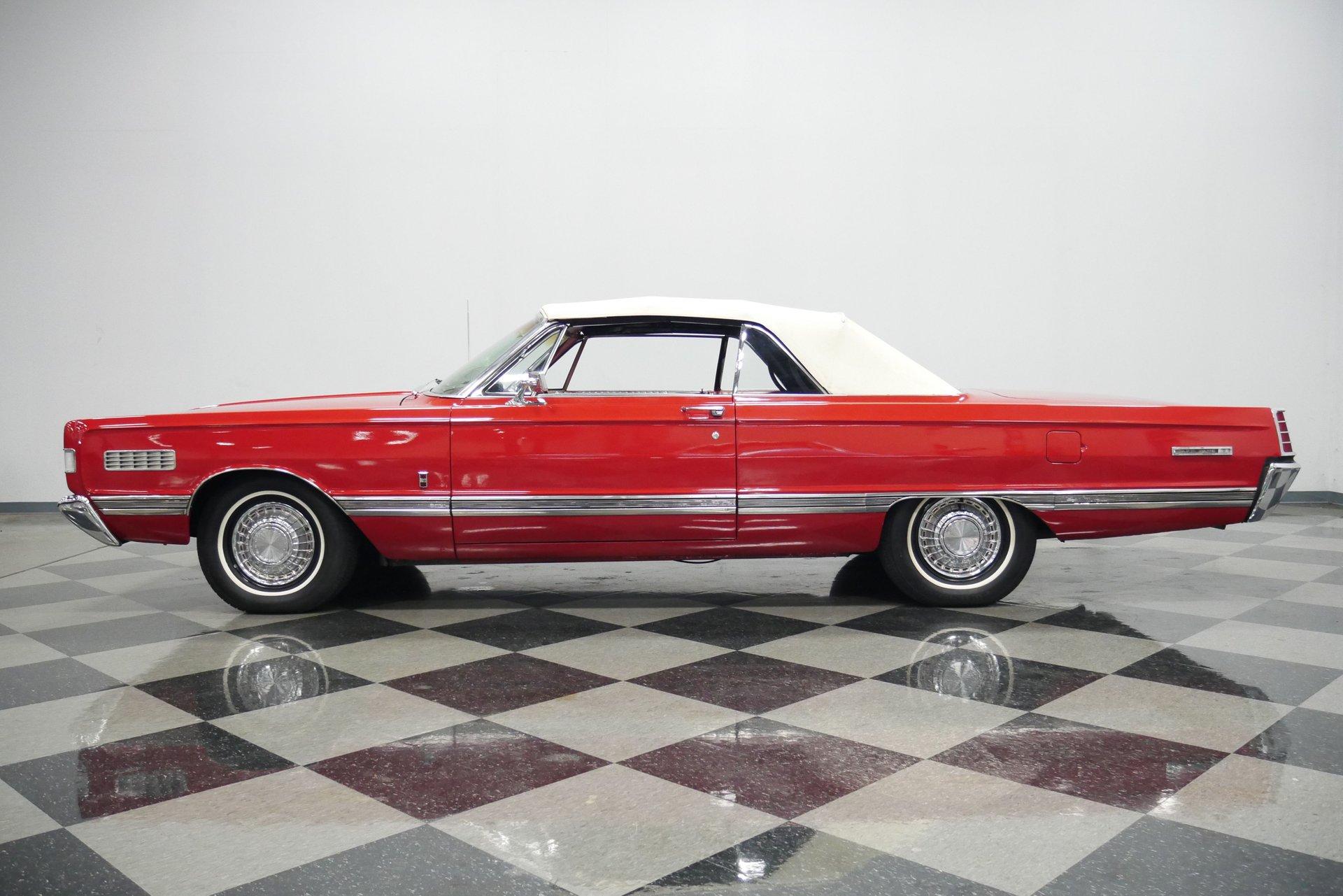 1966 mercury park lane