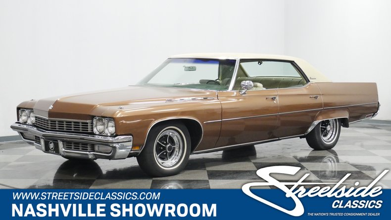 For Sale: 1972 Buick Electra 225