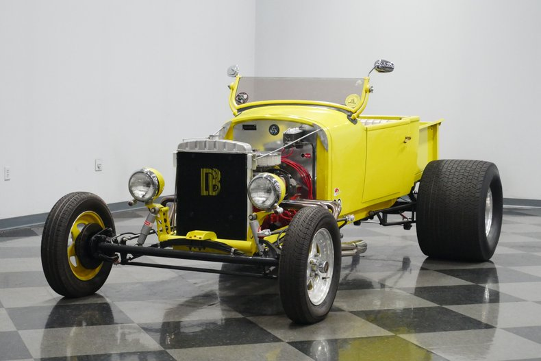 1926 Dodge Brothers Roadster 20