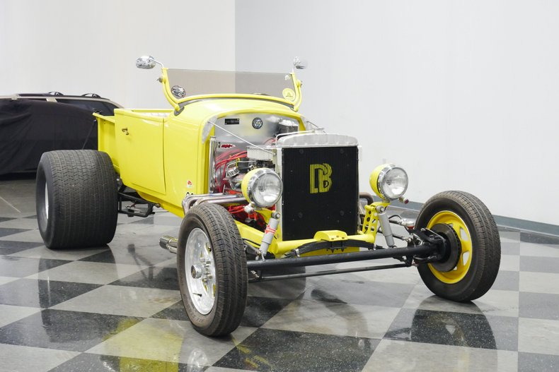 1926 Dodge Brothers Roadster 17