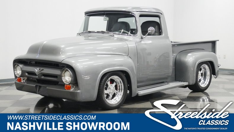 For Sale: 1956 Ford F-100