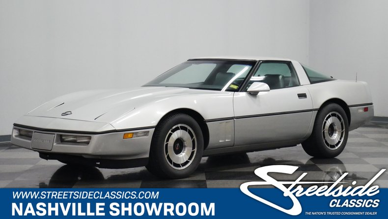 For Sale: 1984 Chevrolet Corvette