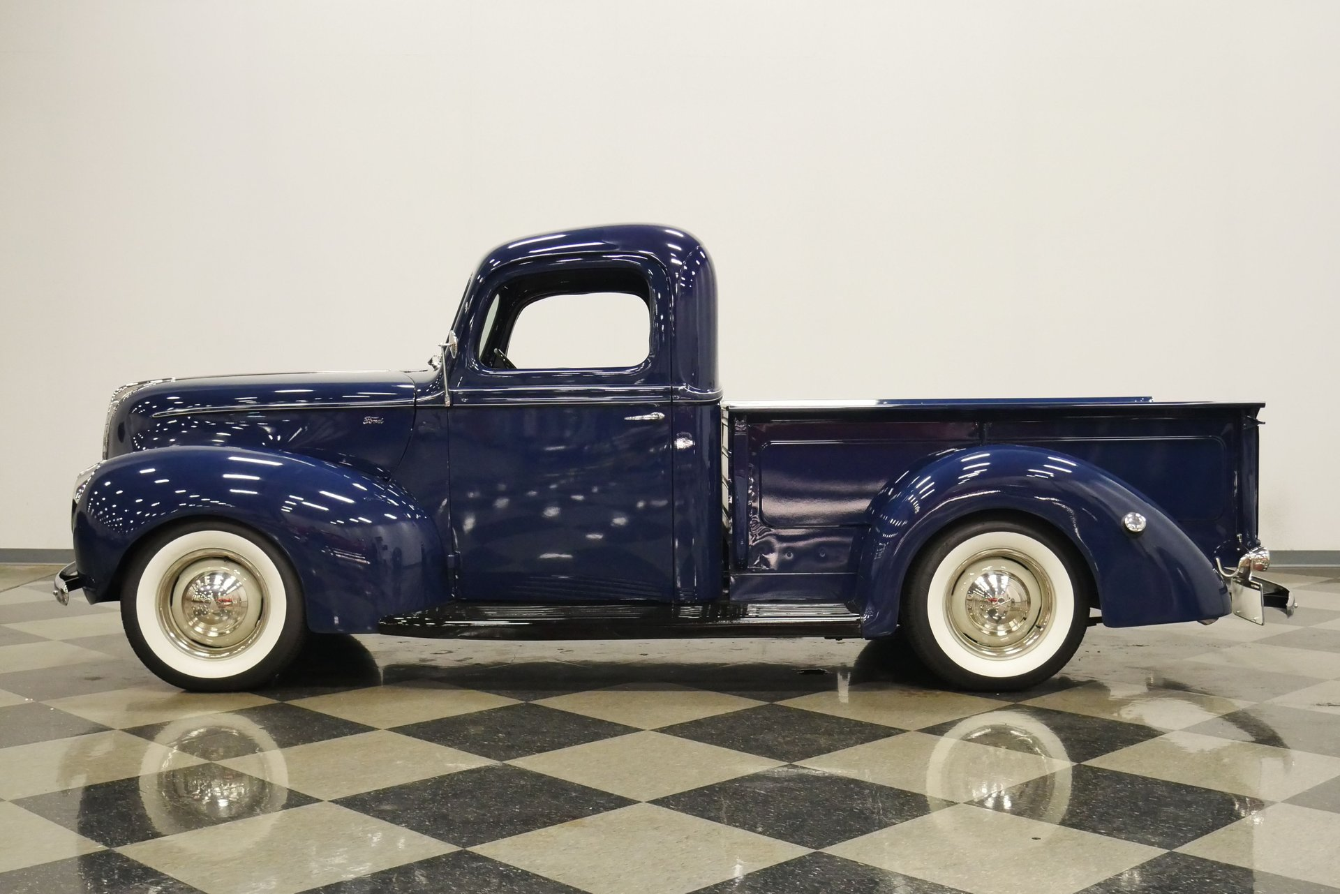 1940 ford pickup restomod
