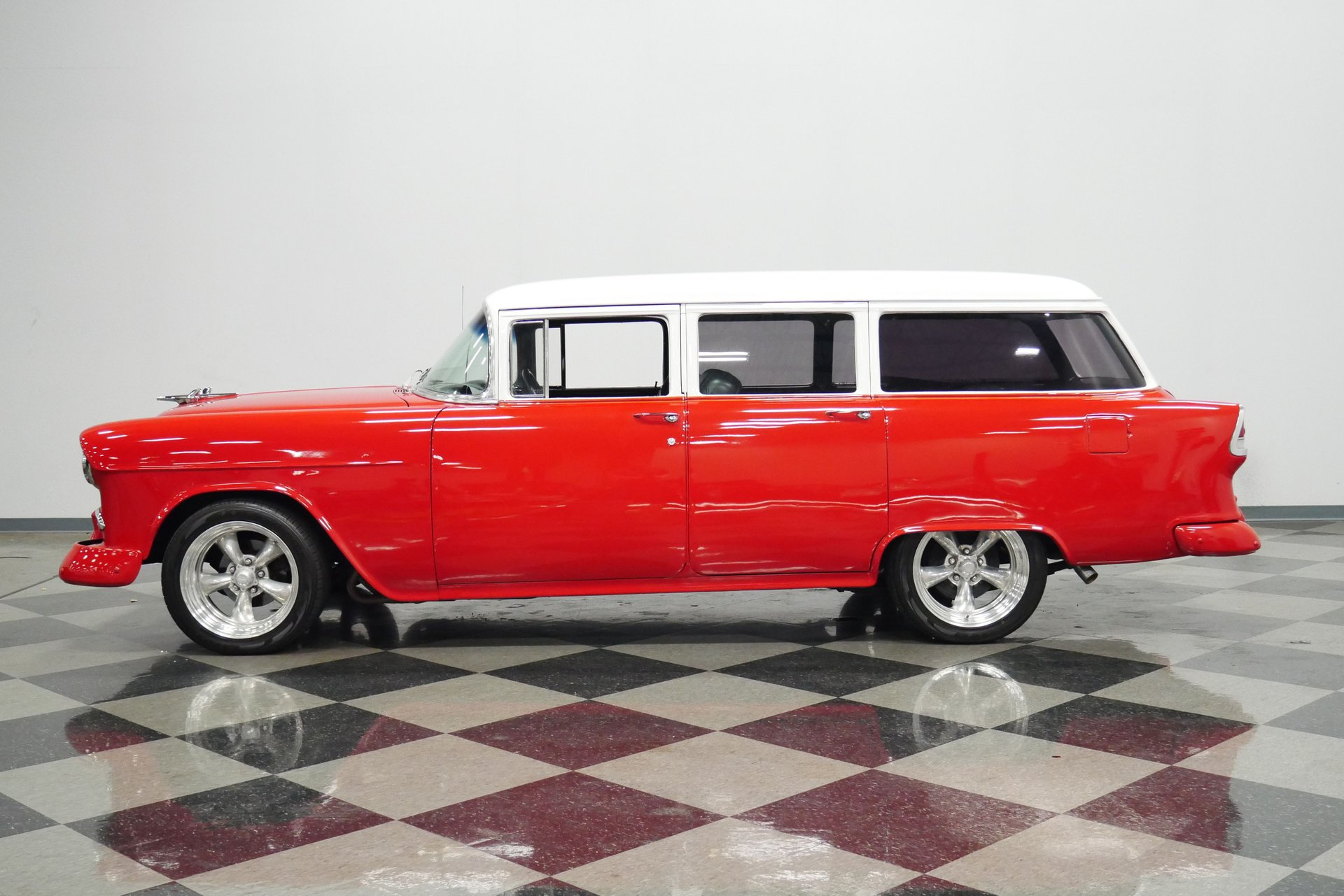 1955 chevrolet 210 wagon