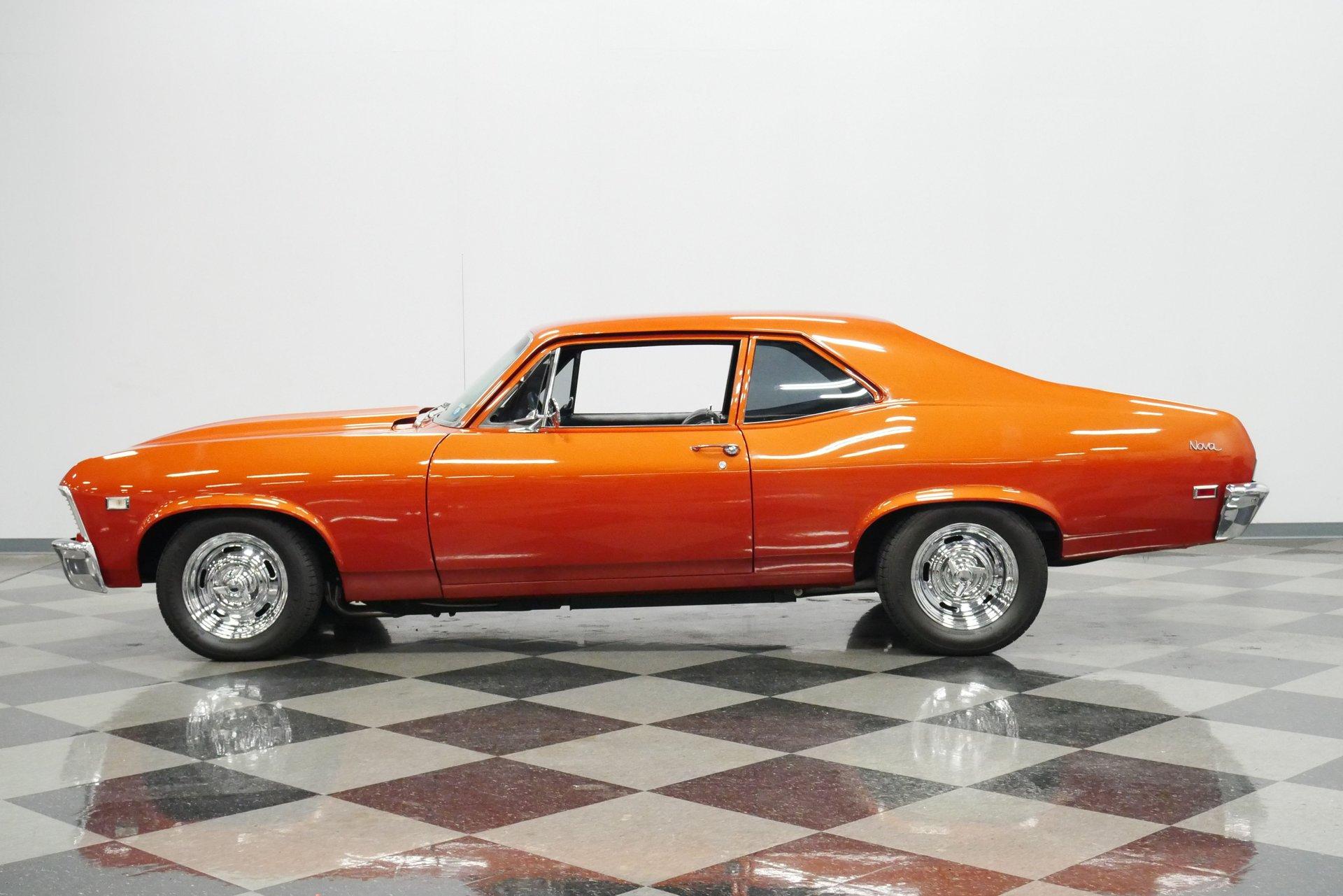 1968 chevrolet nova chevy ii