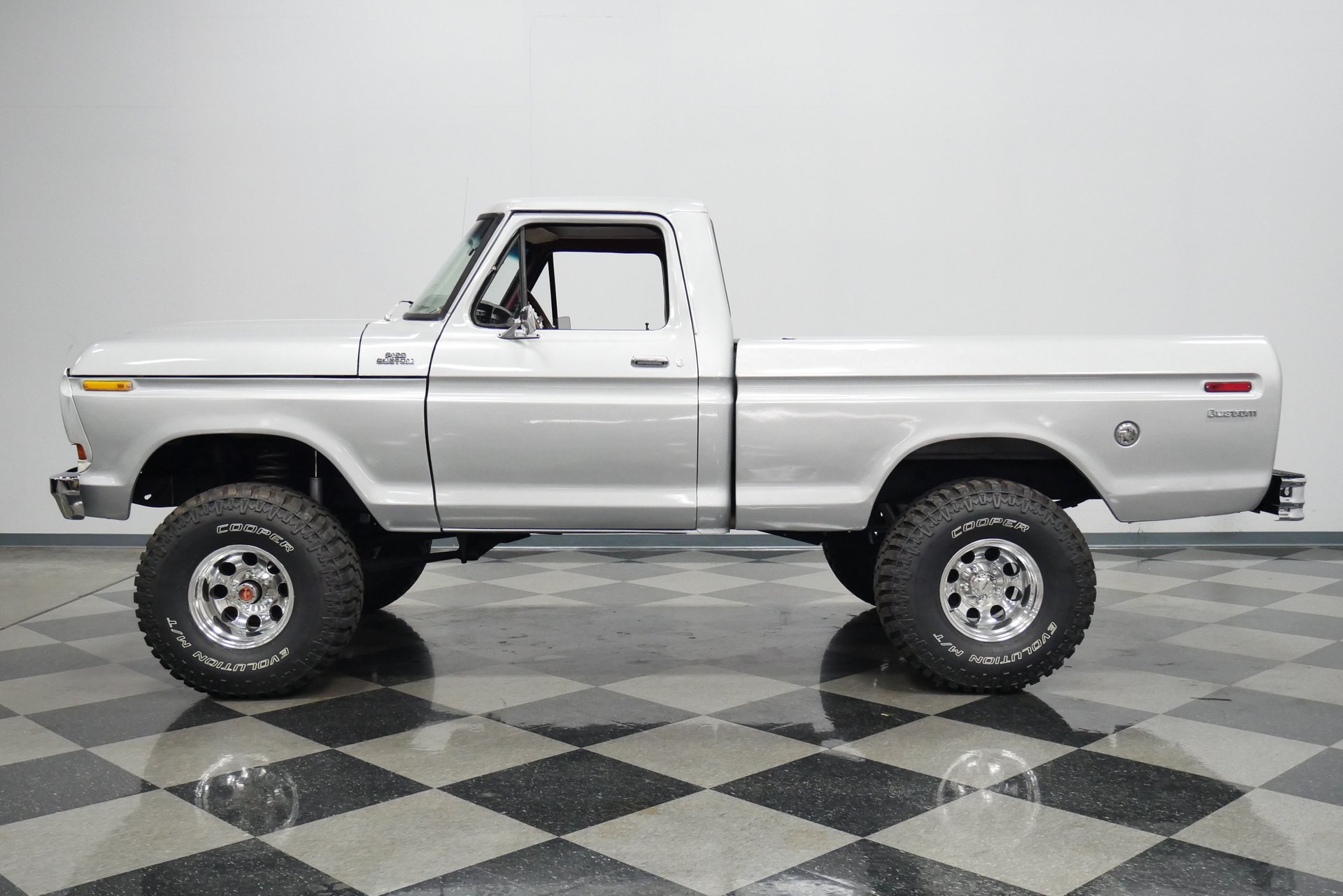 1978 ford f 100 custom 4x4