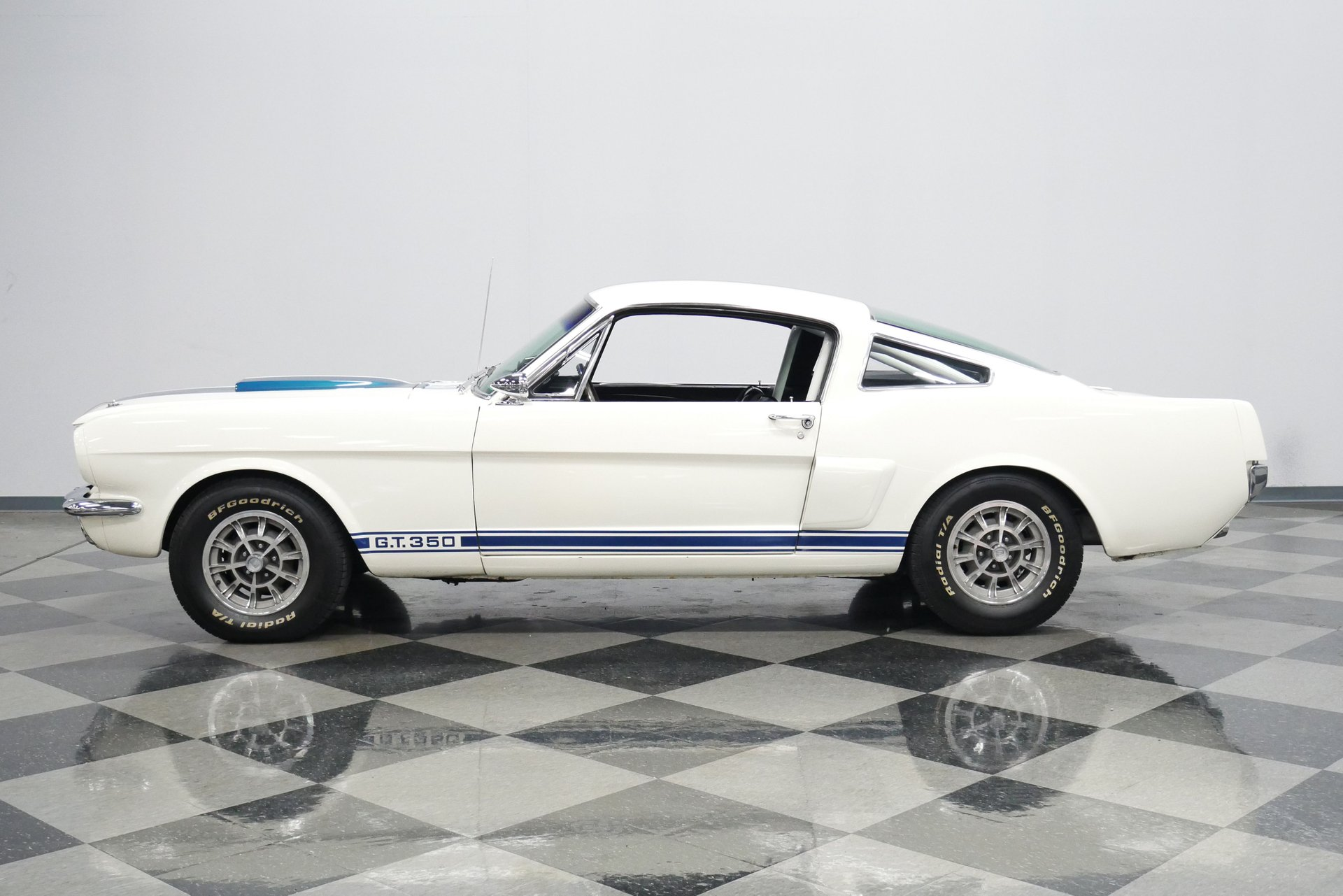 1966 ford mustang gt350 tribute restomod