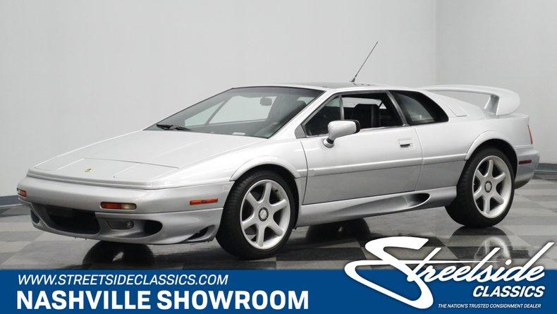 For Sale: 1998 Lotus Esprit V8