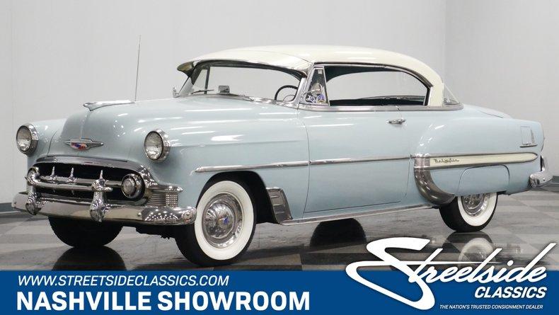 For Sale: 1953 Chevrolet Bel Air