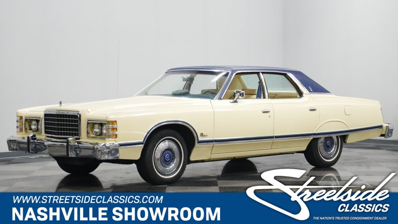 For Sale: 1977 Ford LTD