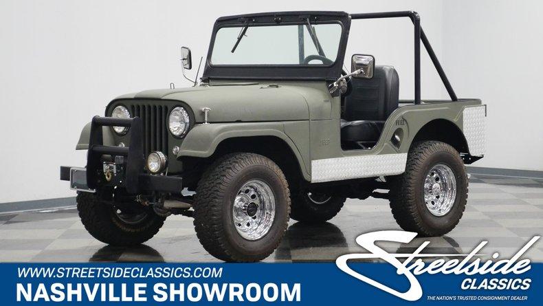 For Sale: 1964 Jeep CJ5
