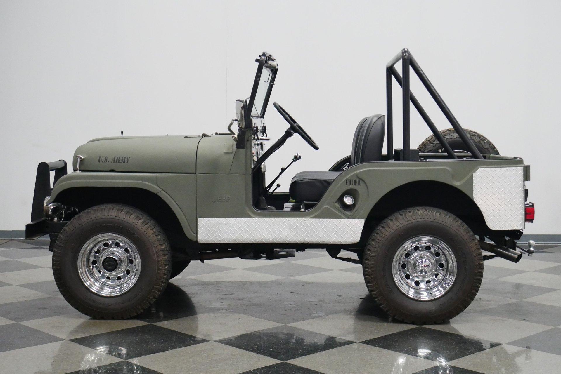 1964 jeep cj5