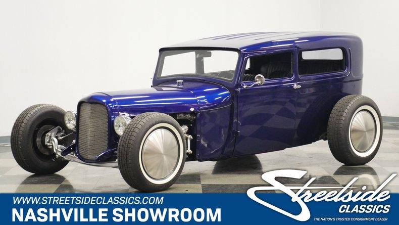 For Sale: 1928 Ford Sedan