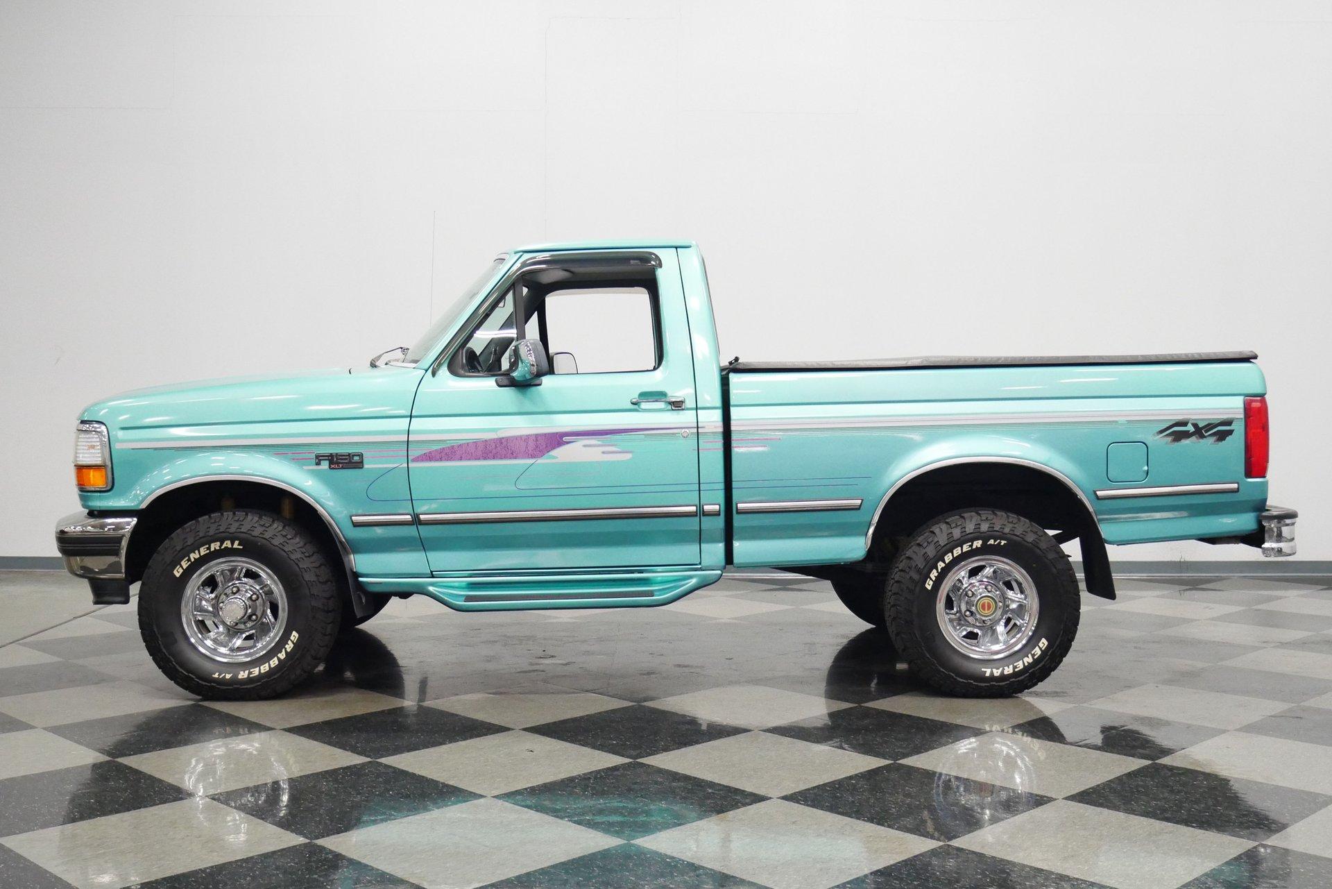1994 ford f 150 xlt 4x4