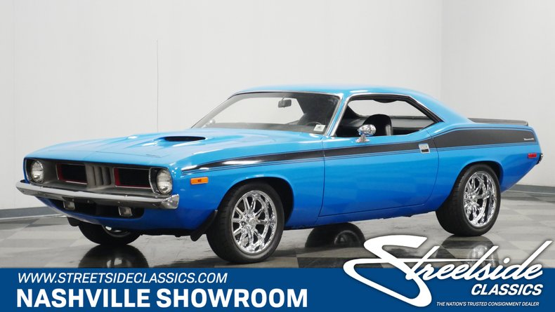 For Sale: 1973 Plymouth Barracuda