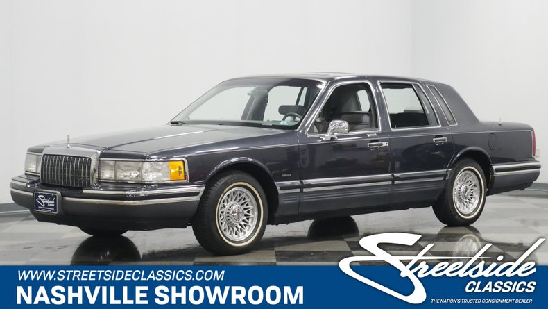 For Sale: 1993 Lincoln Town Car