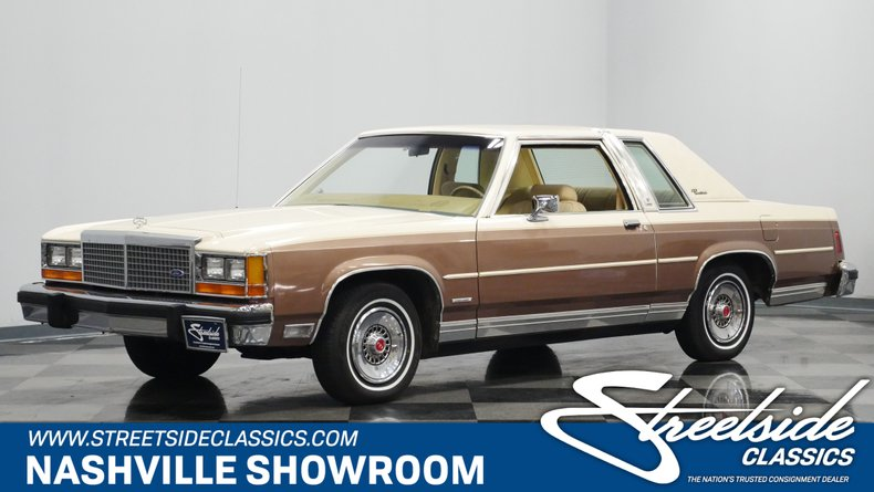 For Sale: 1982 Ford LTD