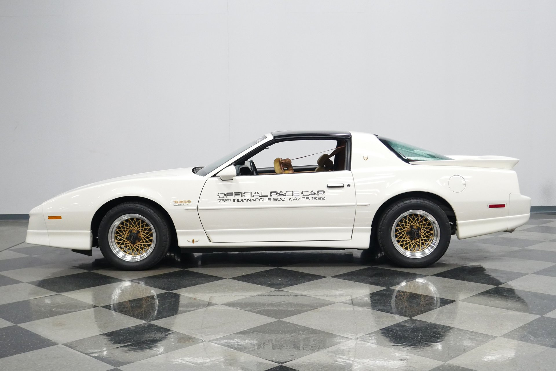 1989 pontiac firebird trans am festival car