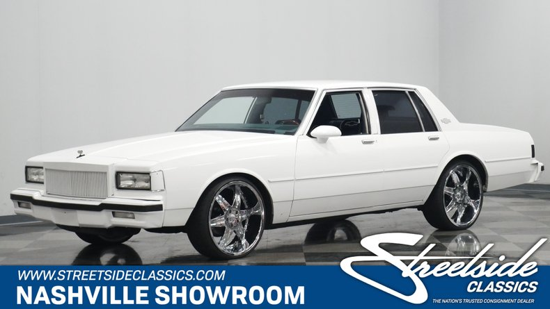For Sale: 1989 Chevrolet Caprice