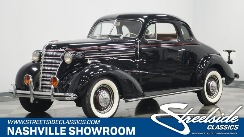 For Sale: 1938 Chevrolet Master Deluxe