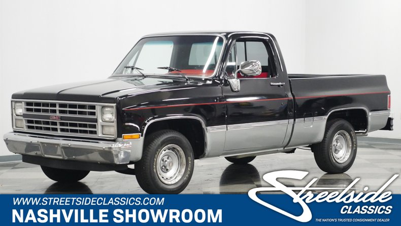 For Sale: 1985 GMC 1500