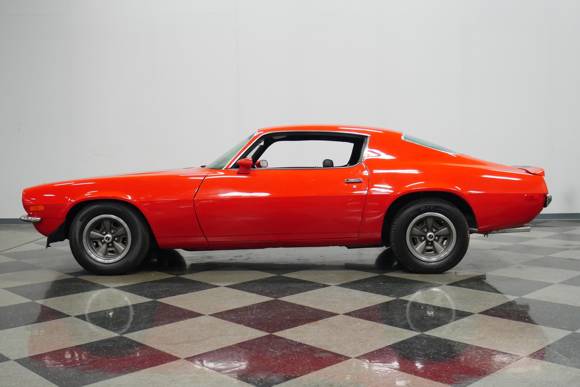 1971 chevrolet camaro rs ss 396 tribute