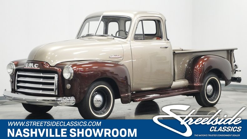 For Sale: 1952 GMC 3100