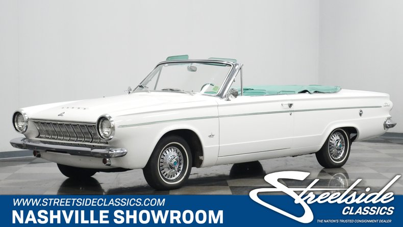 For Sale: 1963 Dodge Dart