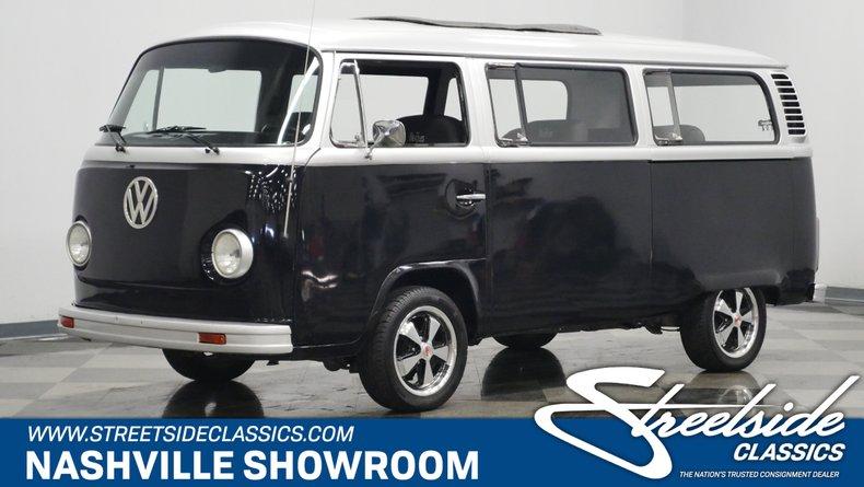 For Sale: 1985 Volkswagen Bus