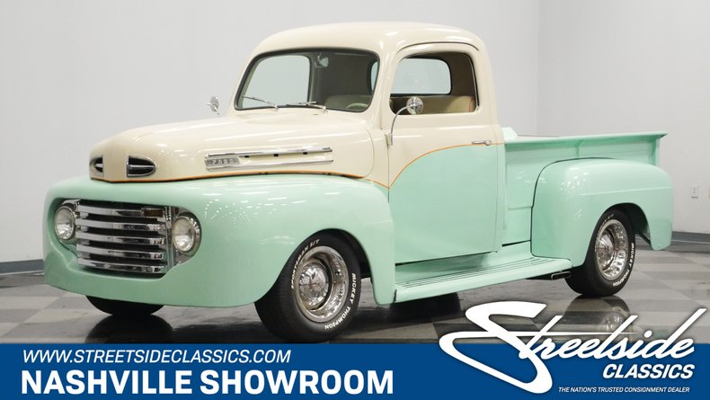 For Sale: 1949 Ford F-1