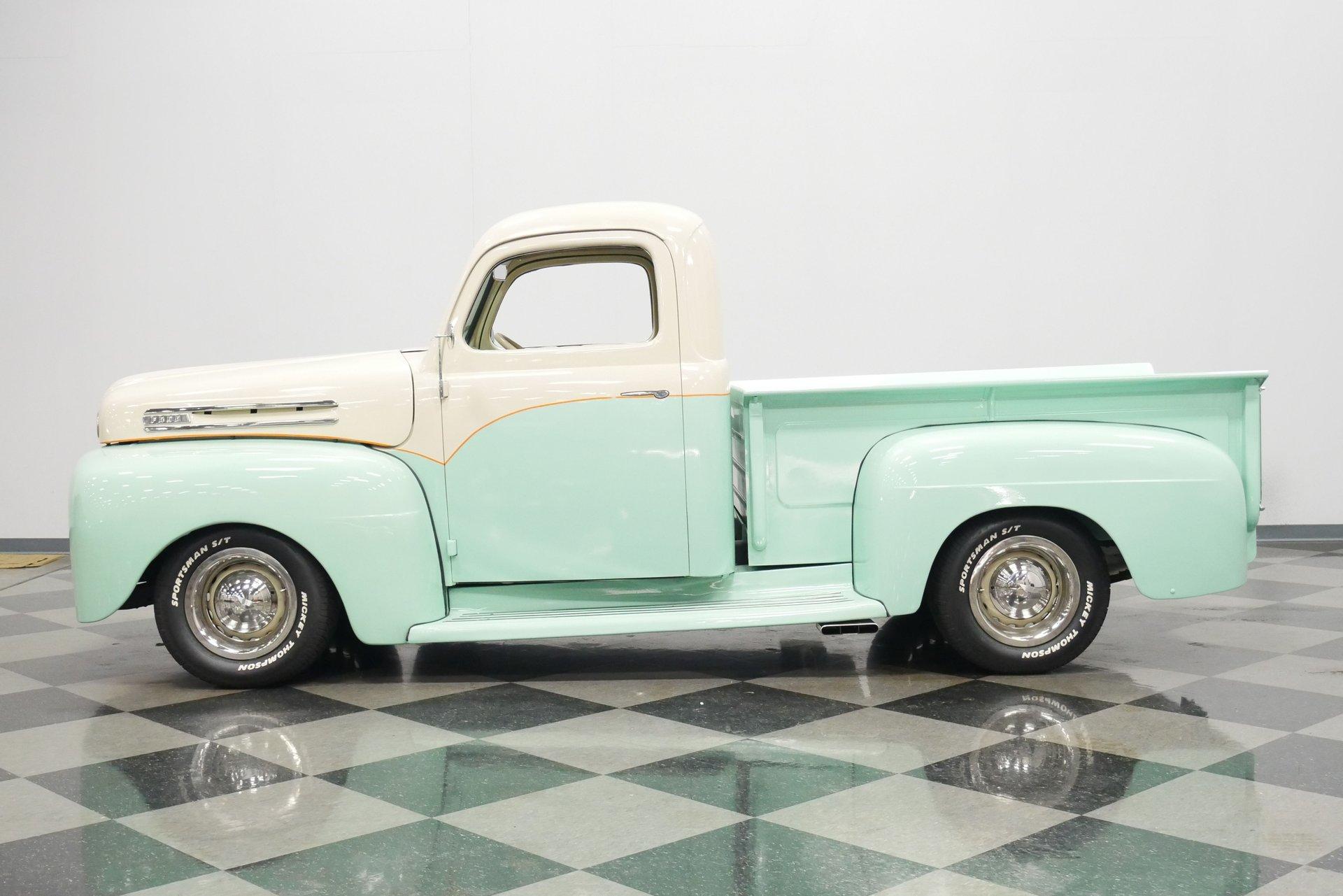 1949 ford f 1 restomod