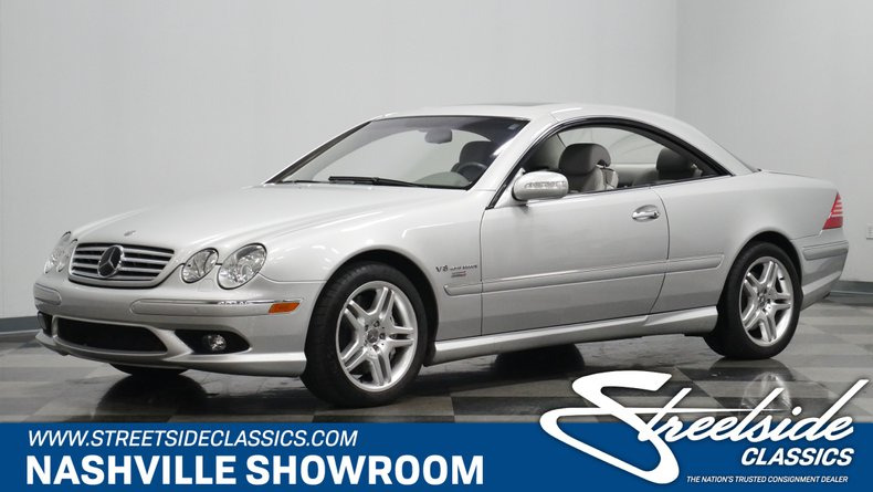 For Sale: 2003 Mercedes-Benz CL55