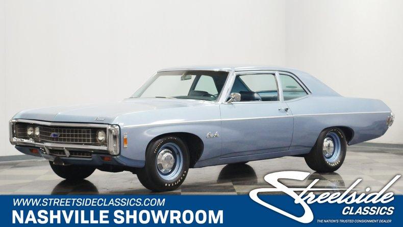 For Sale: 1969 Chevrolet Bel Air