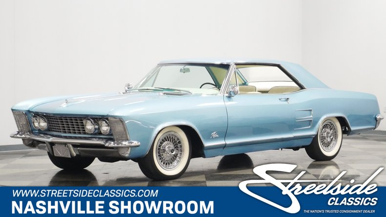 For Sale: 1964 Buick Riviera
