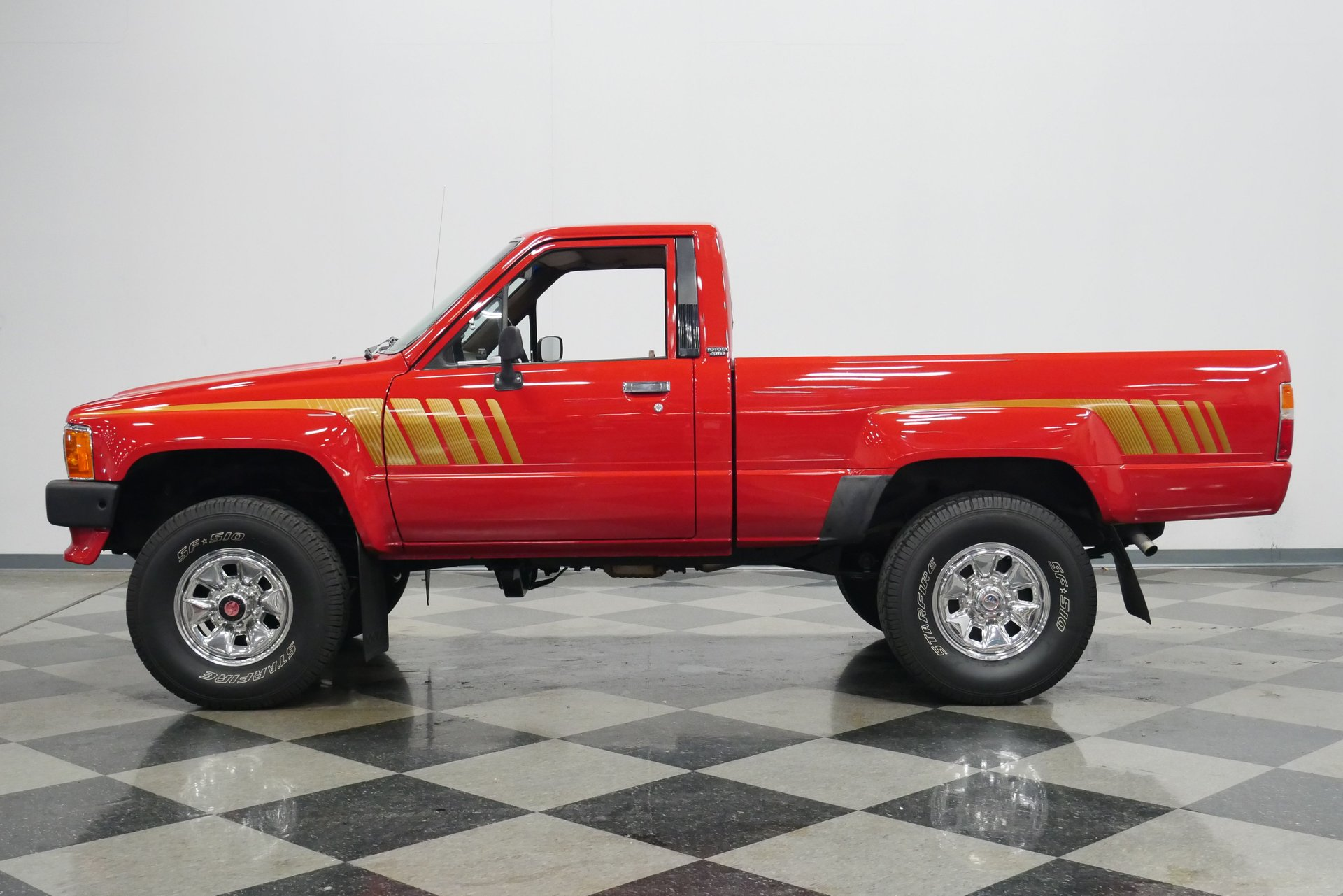 1986 toyota pickup sr5 4x4
