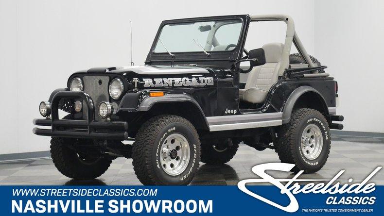 For Sale: 1981 Jeep CJ5