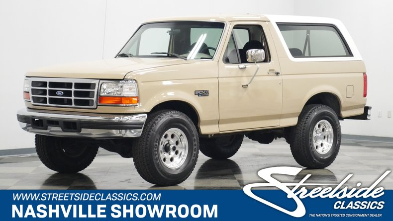 For Sale: 1994 Ford Bronco