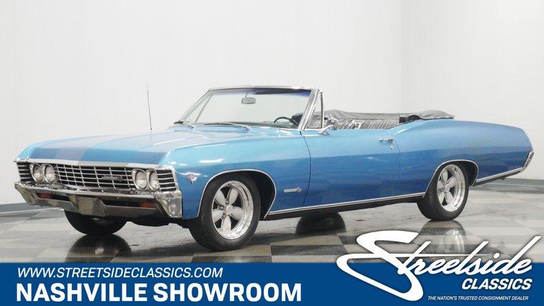 For Sale: 1967 Chevrolet Impala