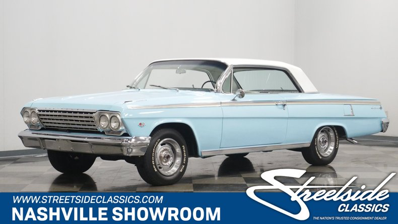 For Sale: 1962 Chevrolet Impala