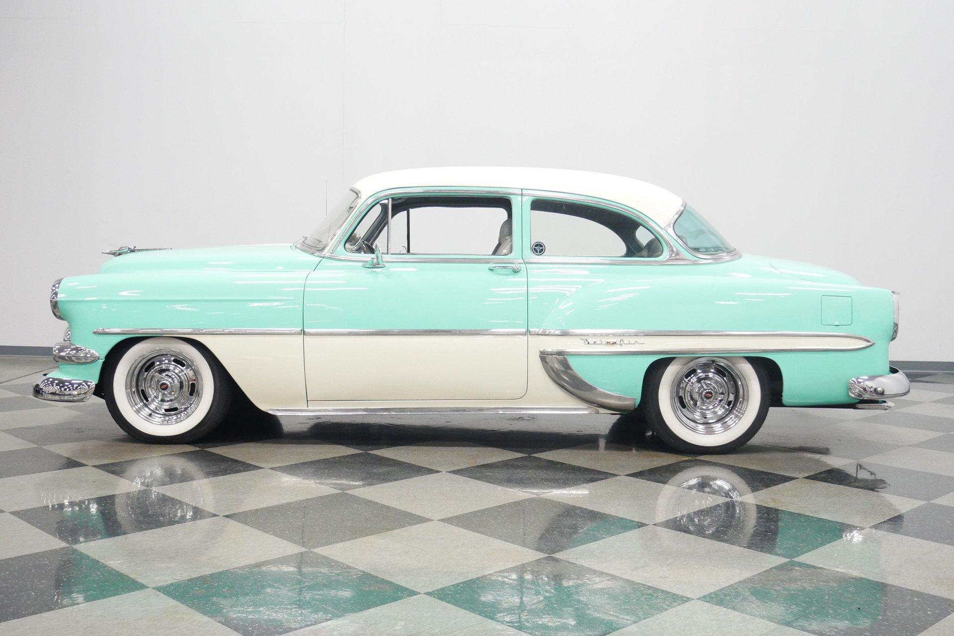 1954 chevrolet 210 restomod