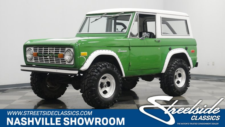 For Sale: 1975 Ford Bronco