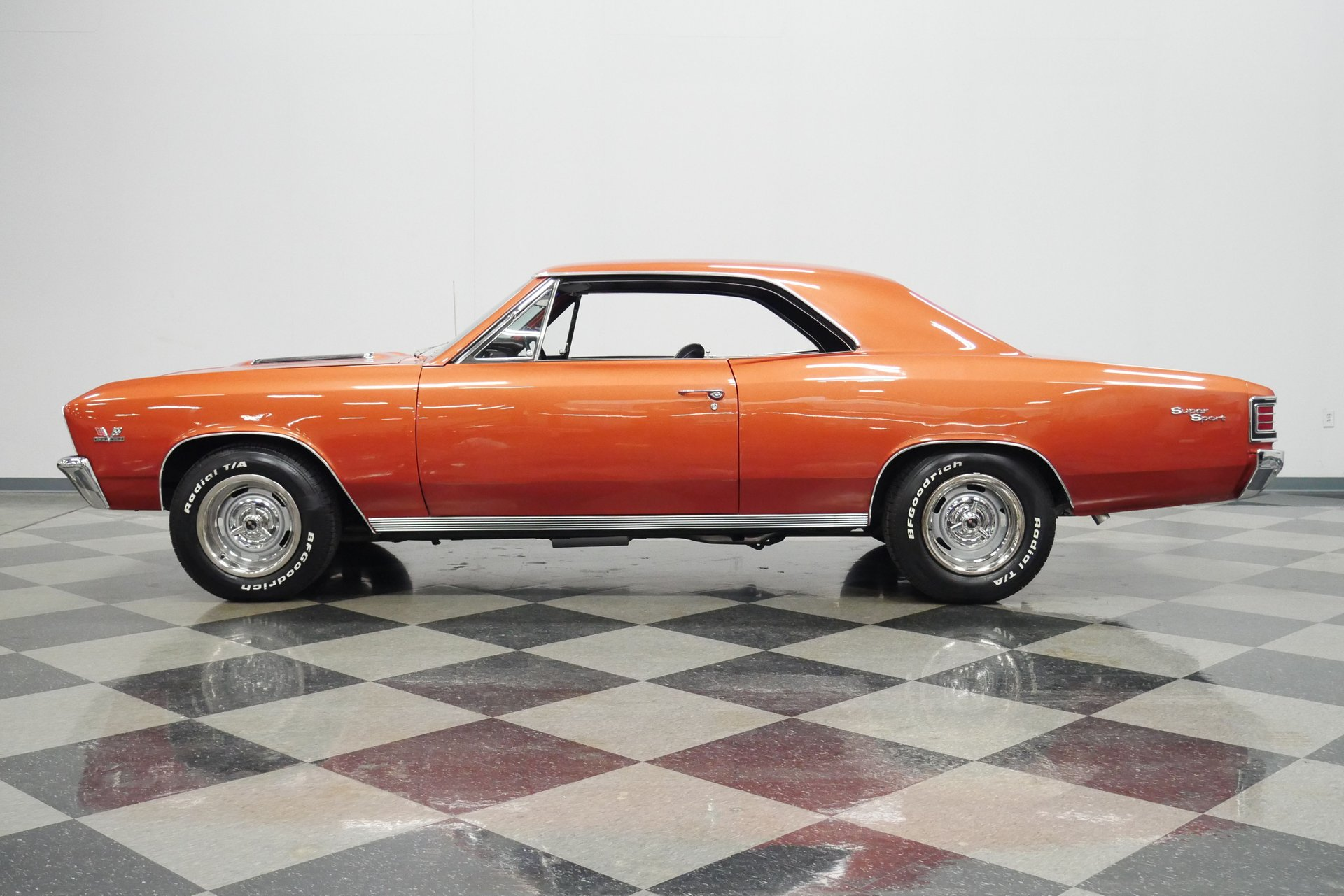 1967 chevrolet chevelle ss 454 tribute