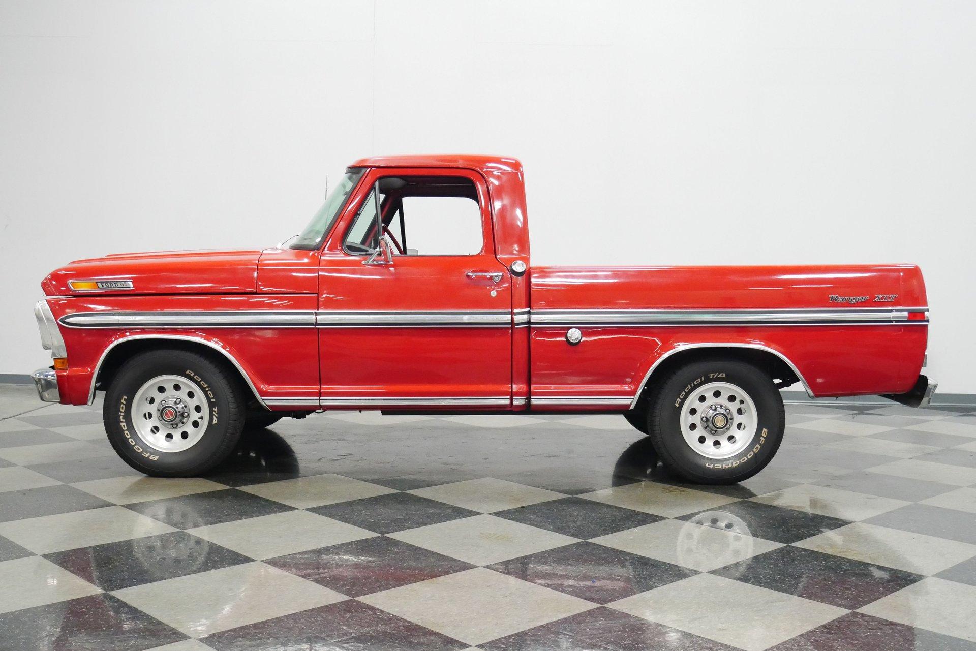 1972 ford f 100 xlt
