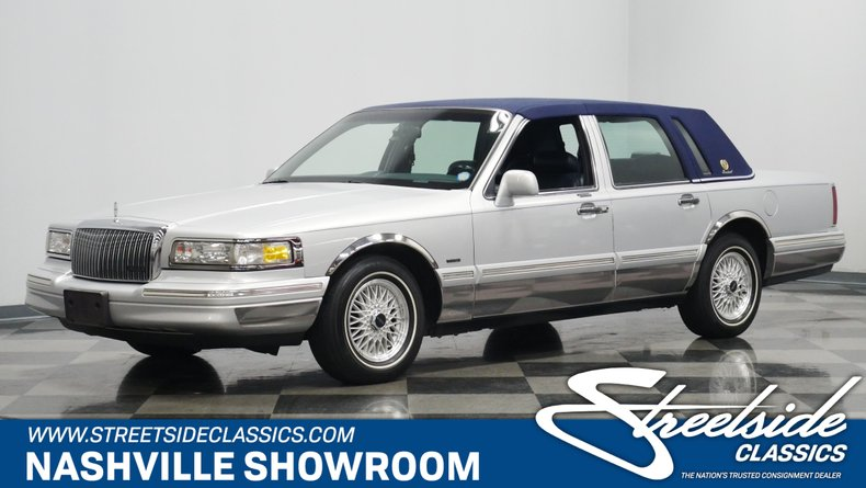 For Sale: 1996 Lincoln Town Car